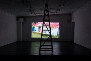 Miradas borrosas - Installation
