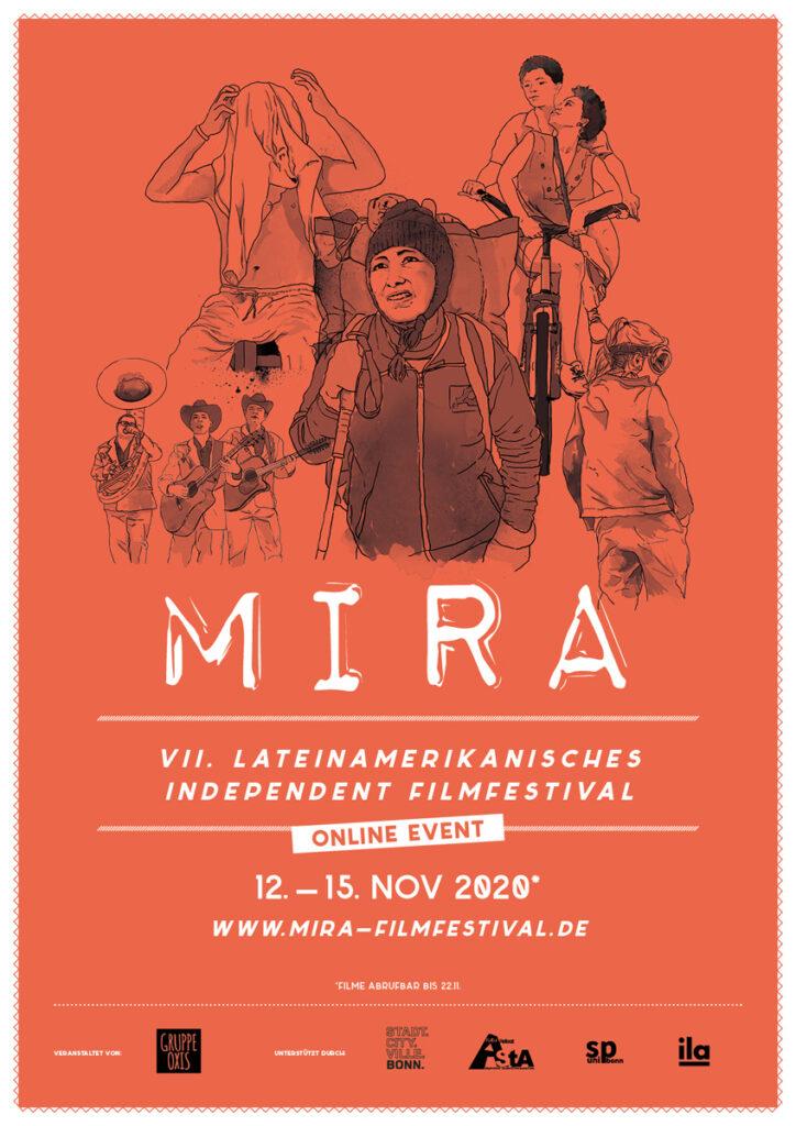 MIRA 2020 Plakat
