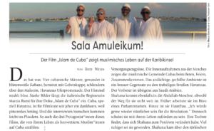 "Link zum Artikel "" Sala Amuleikum"""